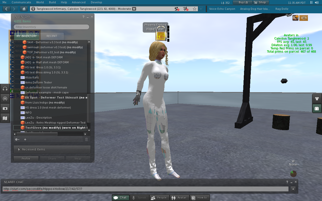 Episode 3-1: Turn Mesh objects into Mesh avatars in second life in ...