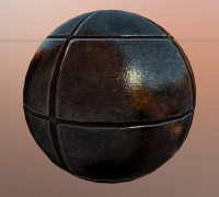 Sphere Reflective Normal + Env Mask.png